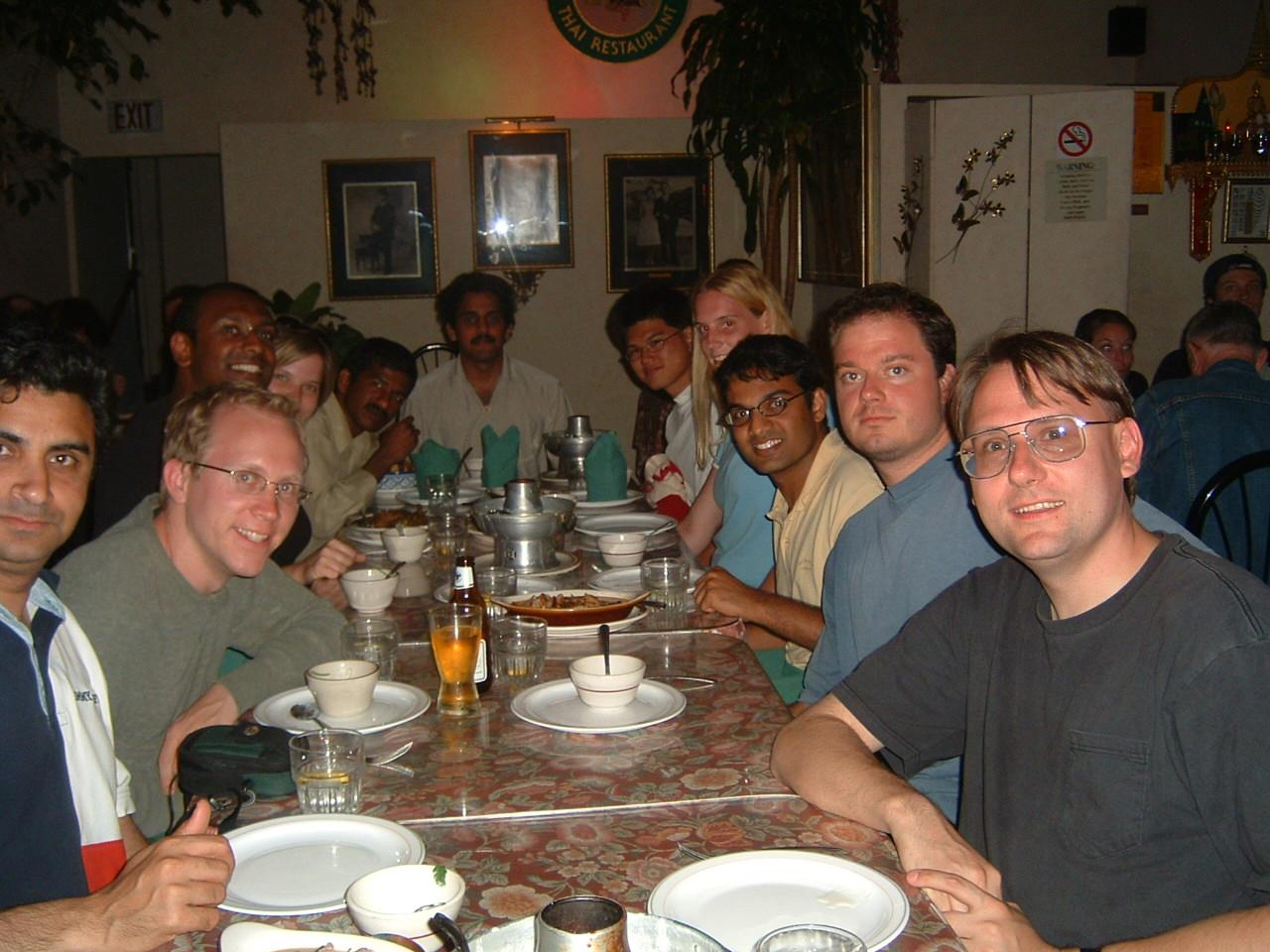 Teamcore Retreat 2004