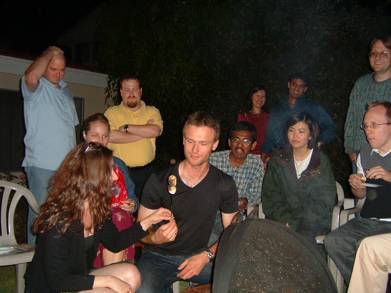 Teamcore Dinner 2004