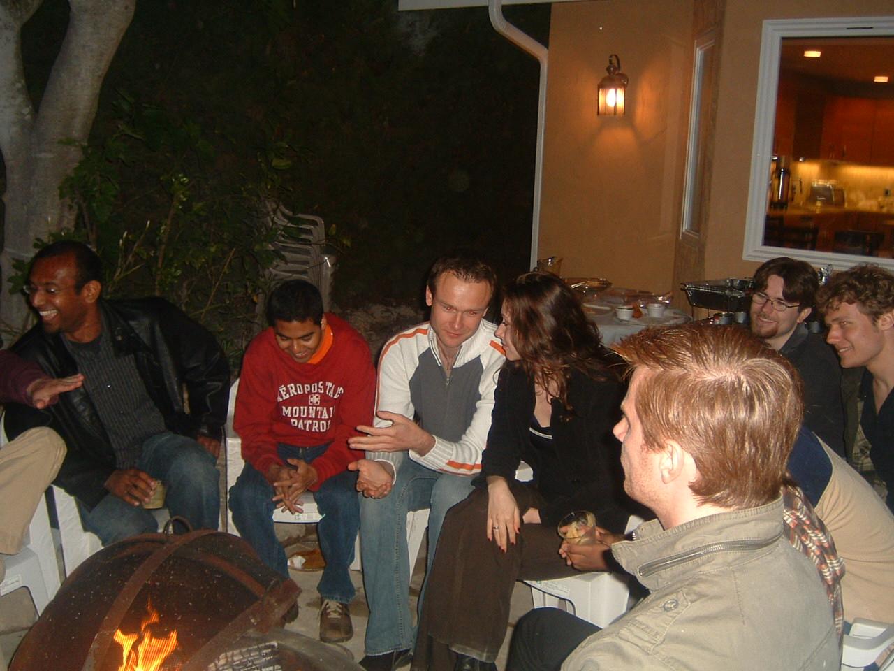 Teamcore Dinner 2007