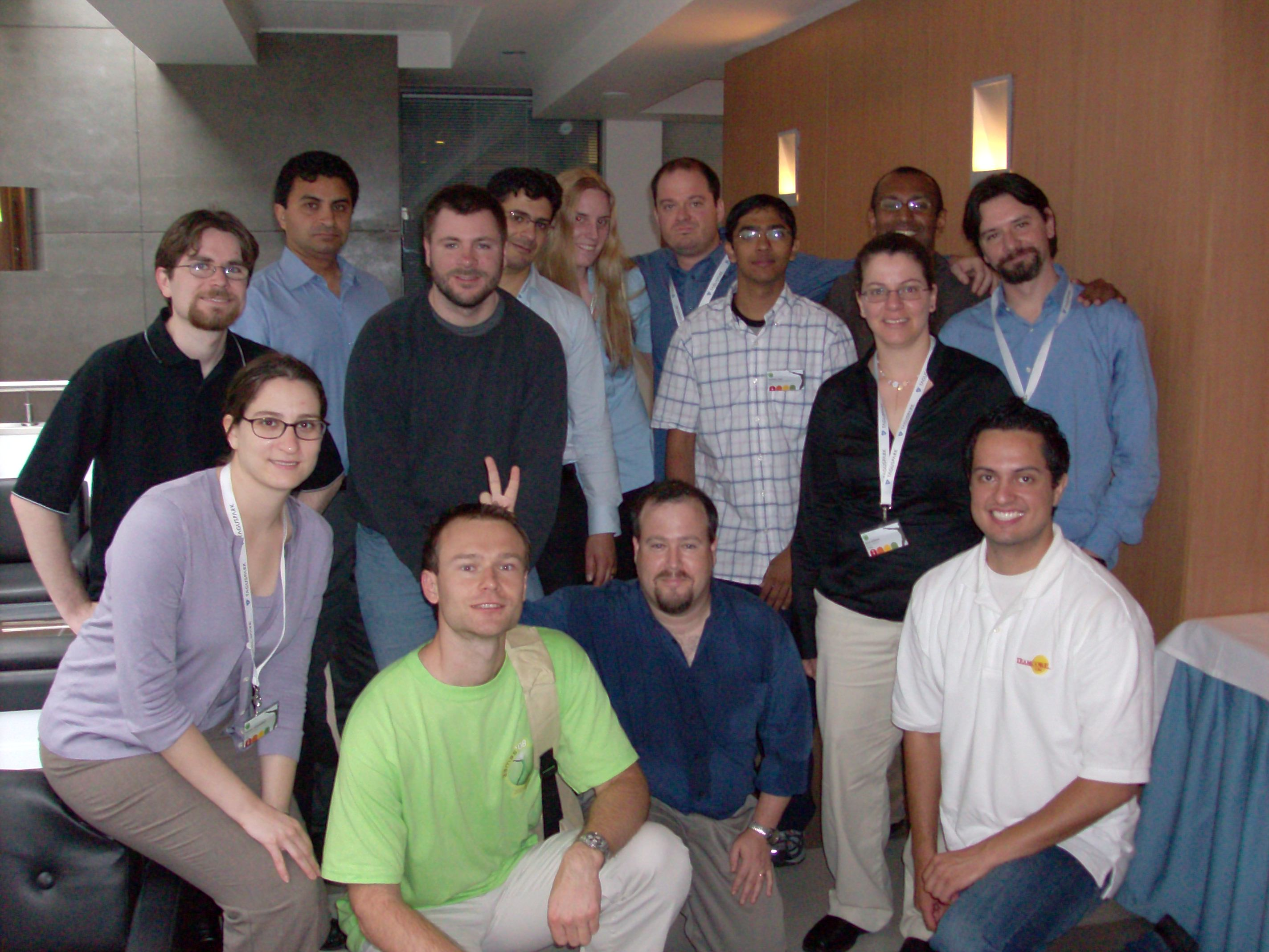 Teamcore Breakfast 2008