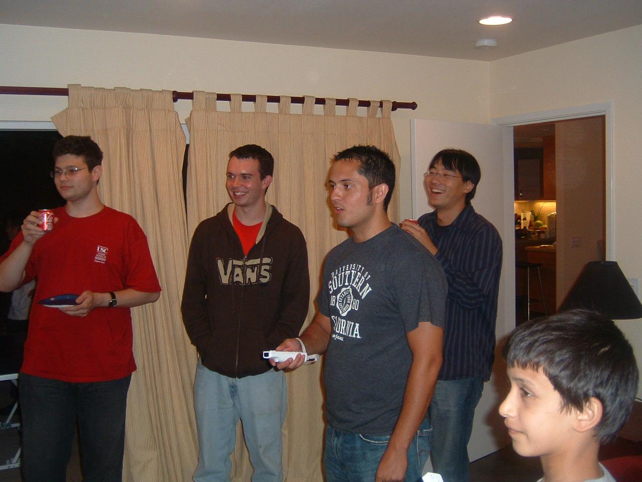 Teamcore Dinner 2008