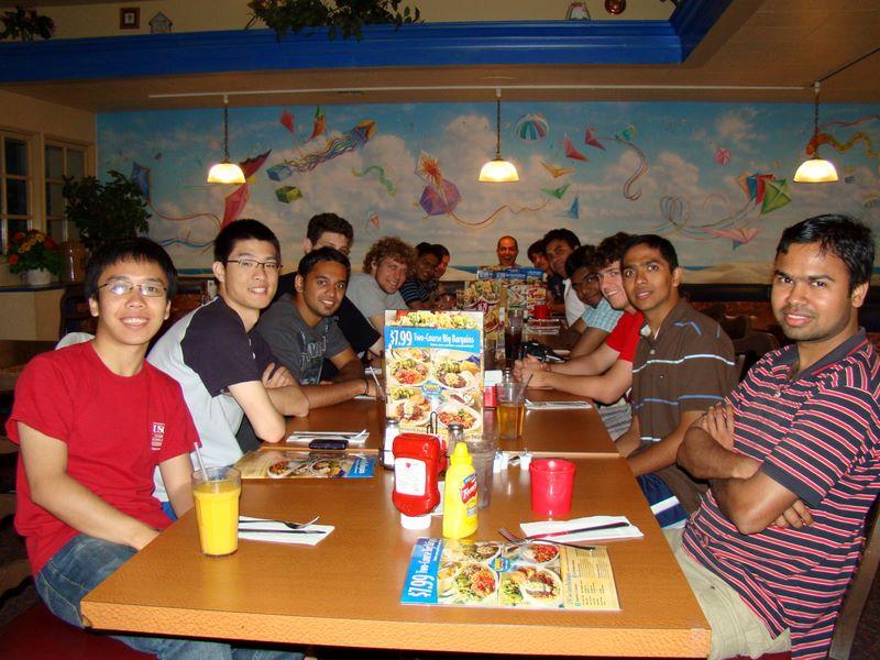 Teamcore Retreat 2009