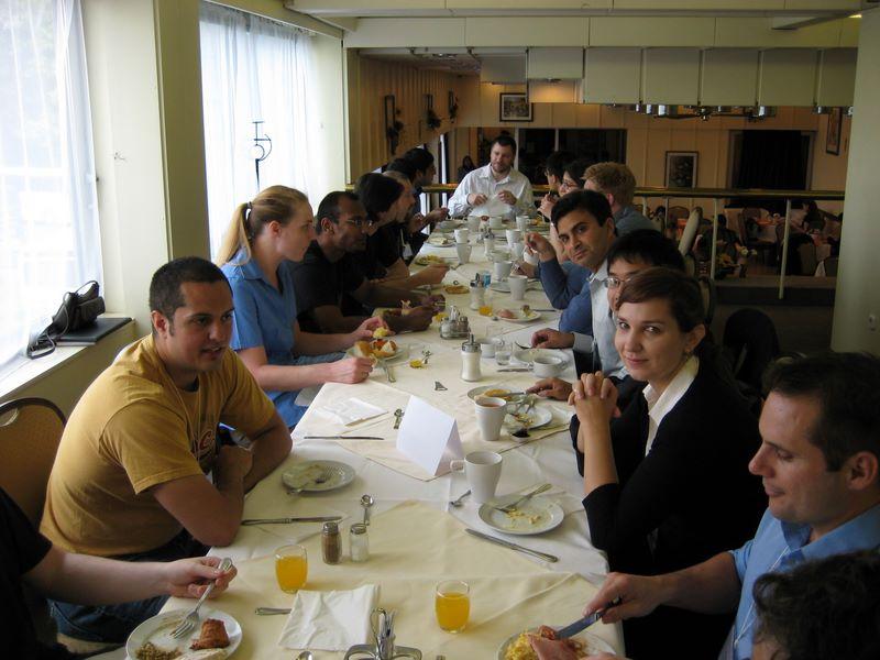 Teamcore Breakfast 2009