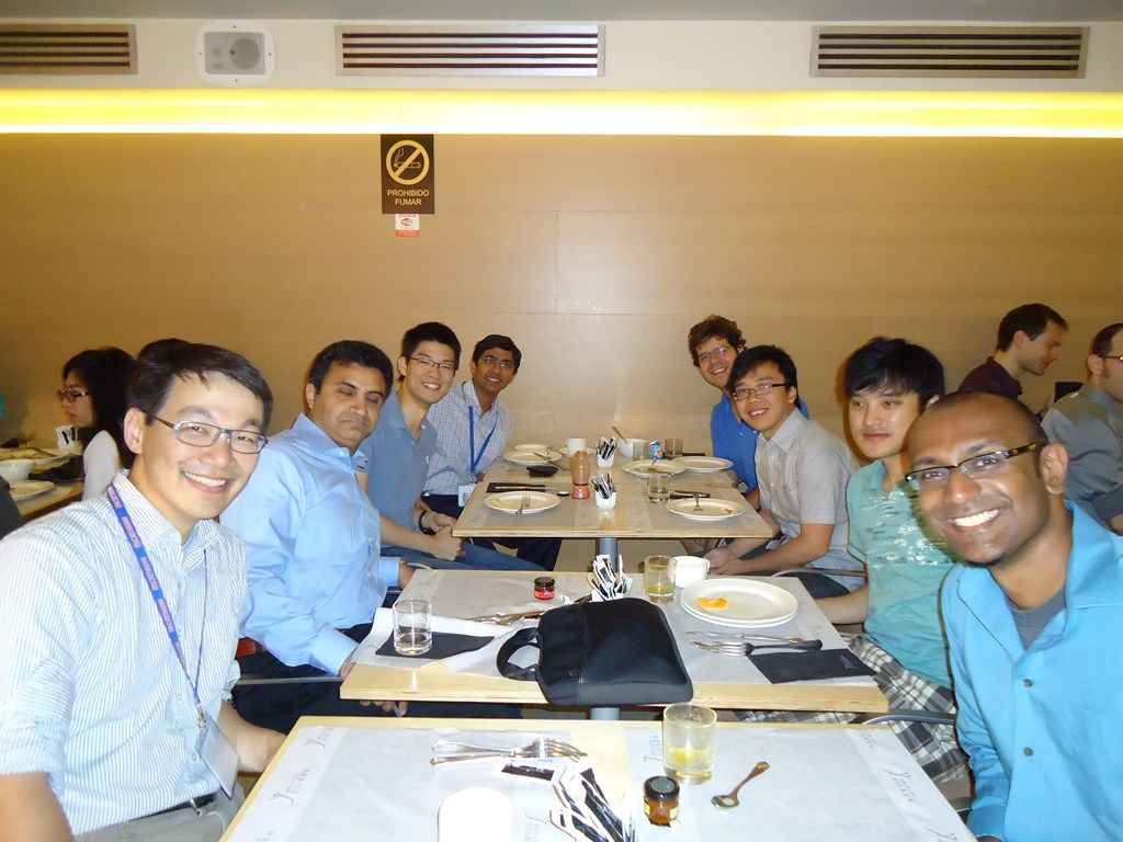 Teamcore Breakfast 2012