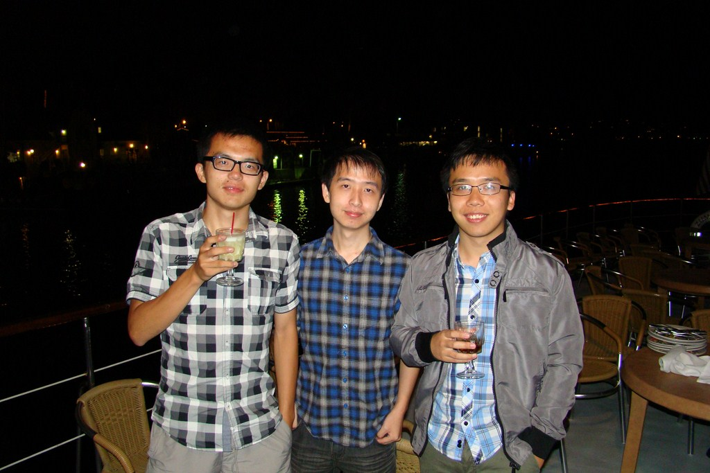 Teamcore Dinner 2012