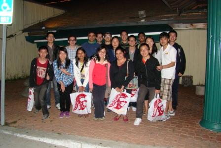 Teamcore Retreat 2013