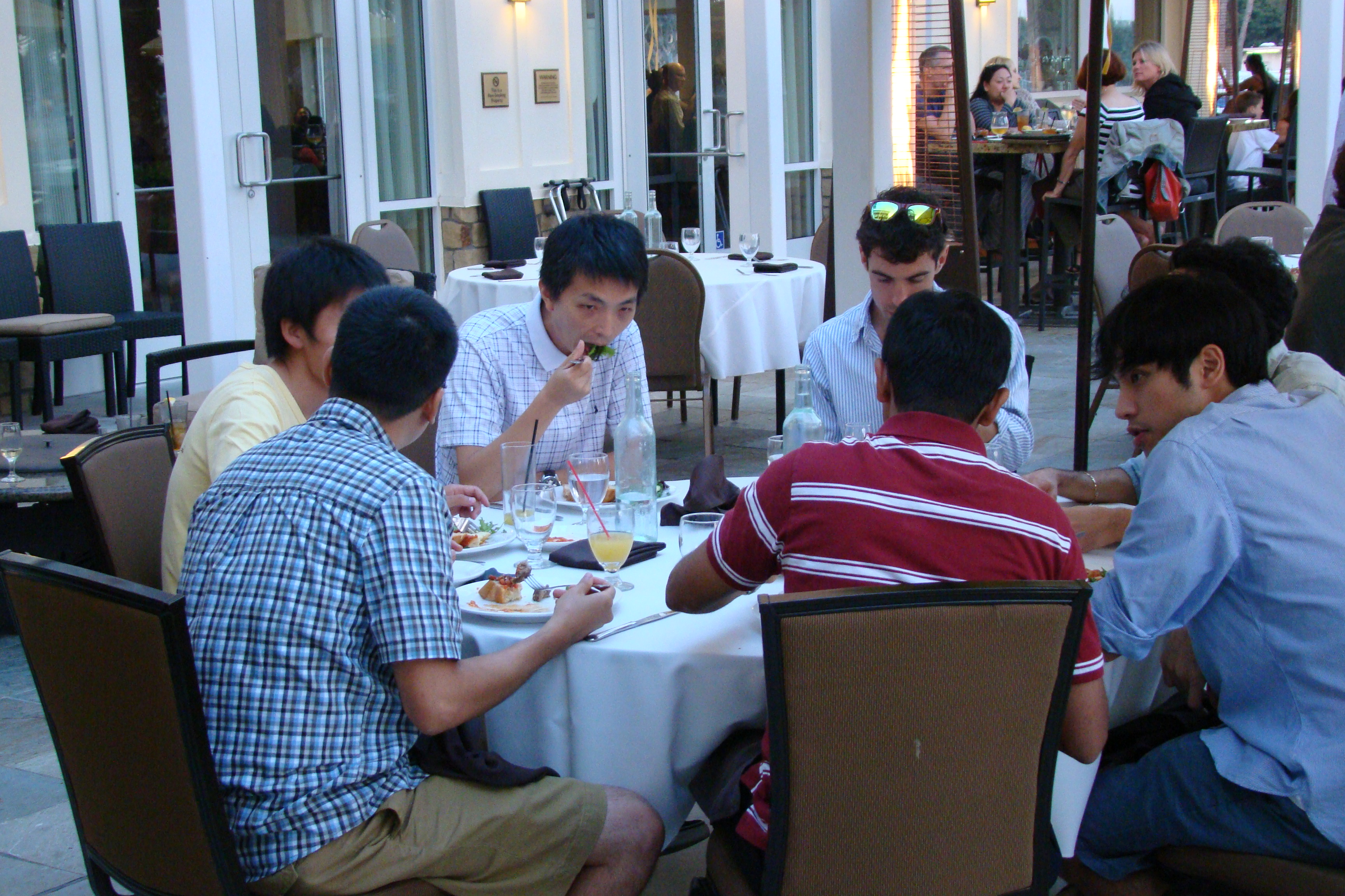 Teamcore Dinner 2013