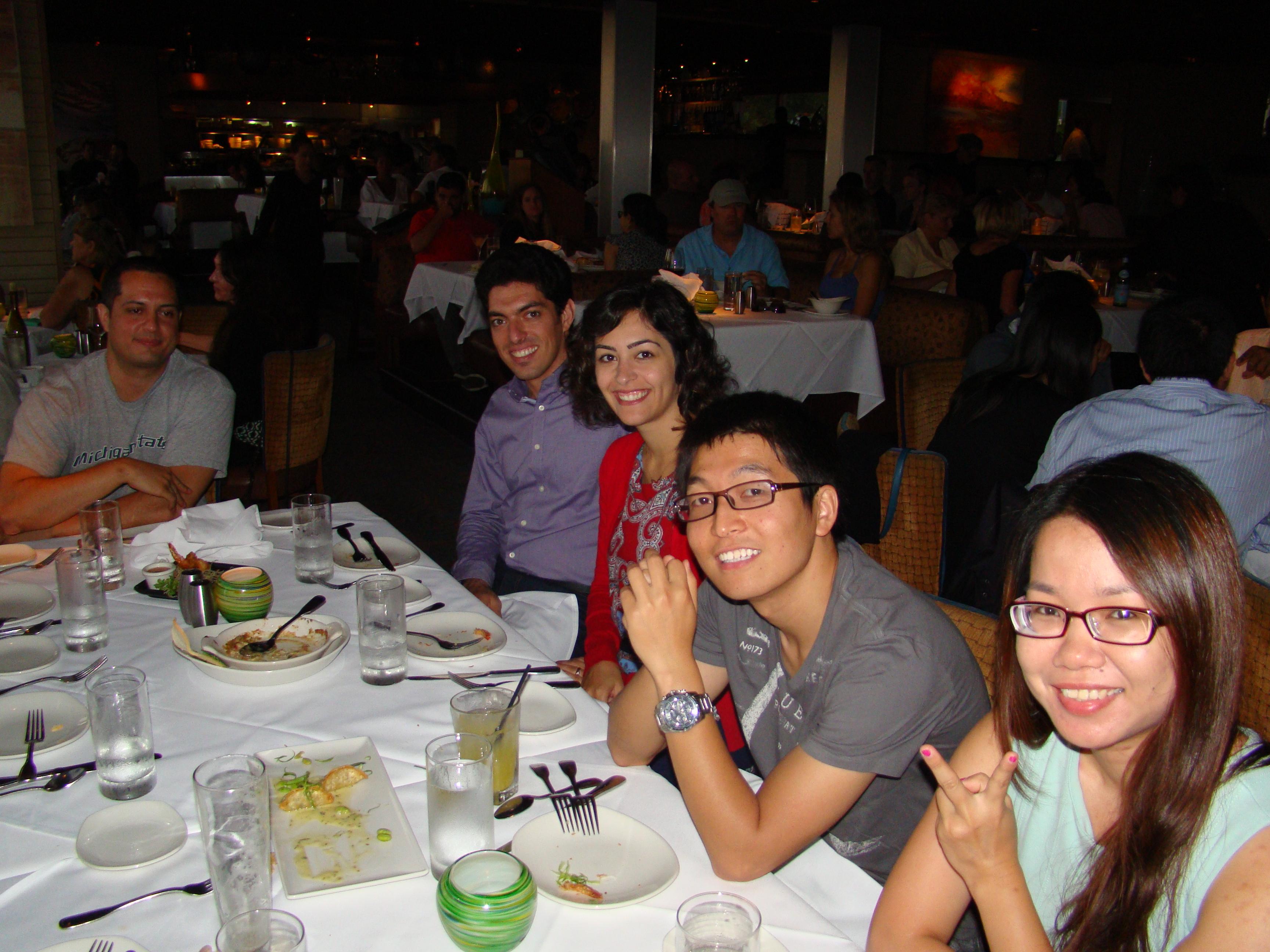 Teamcore Dinner 2014