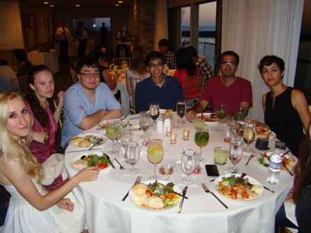 Teamcore Dinner 2015
