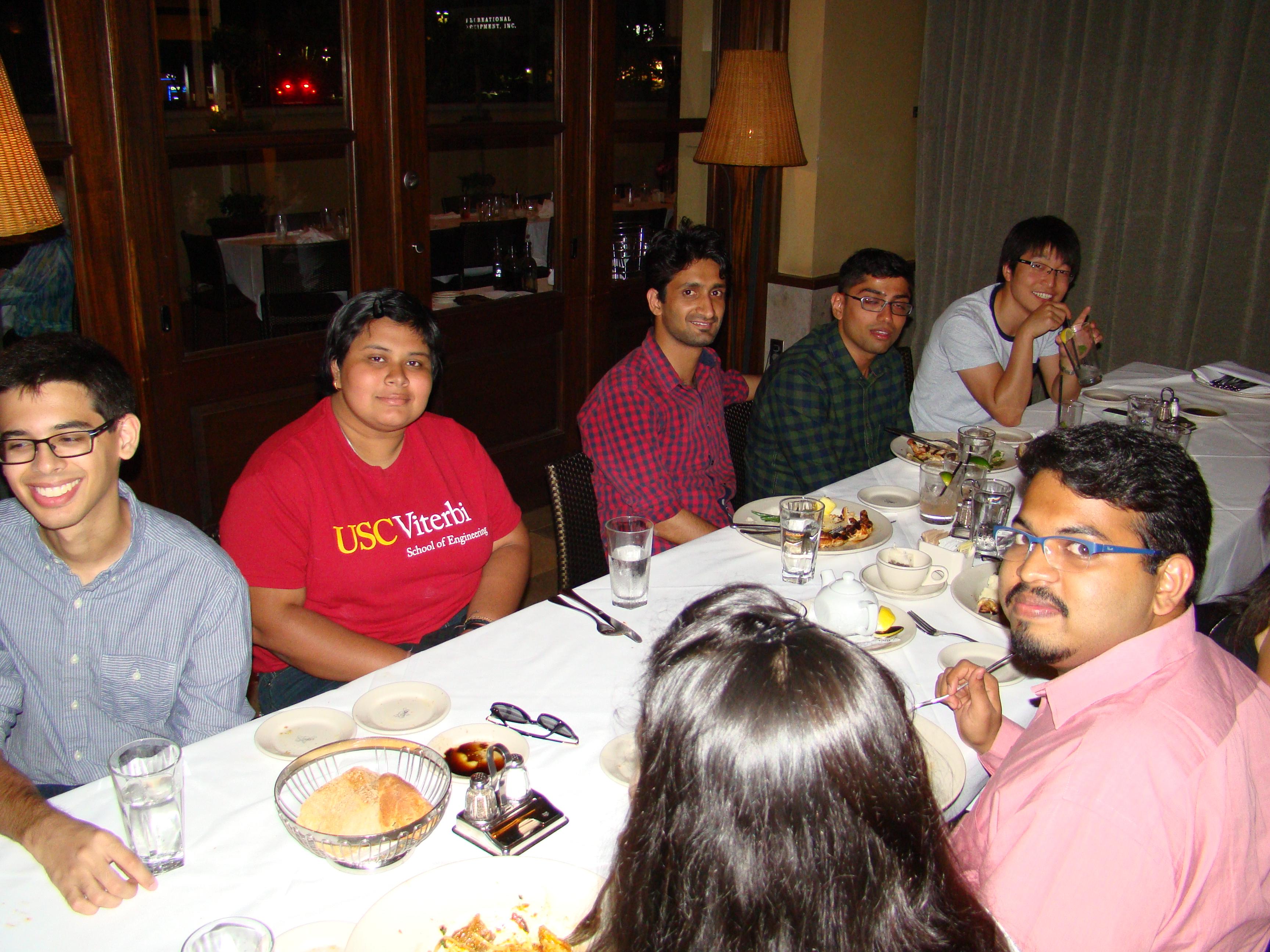 Teamcore Dinner 2016