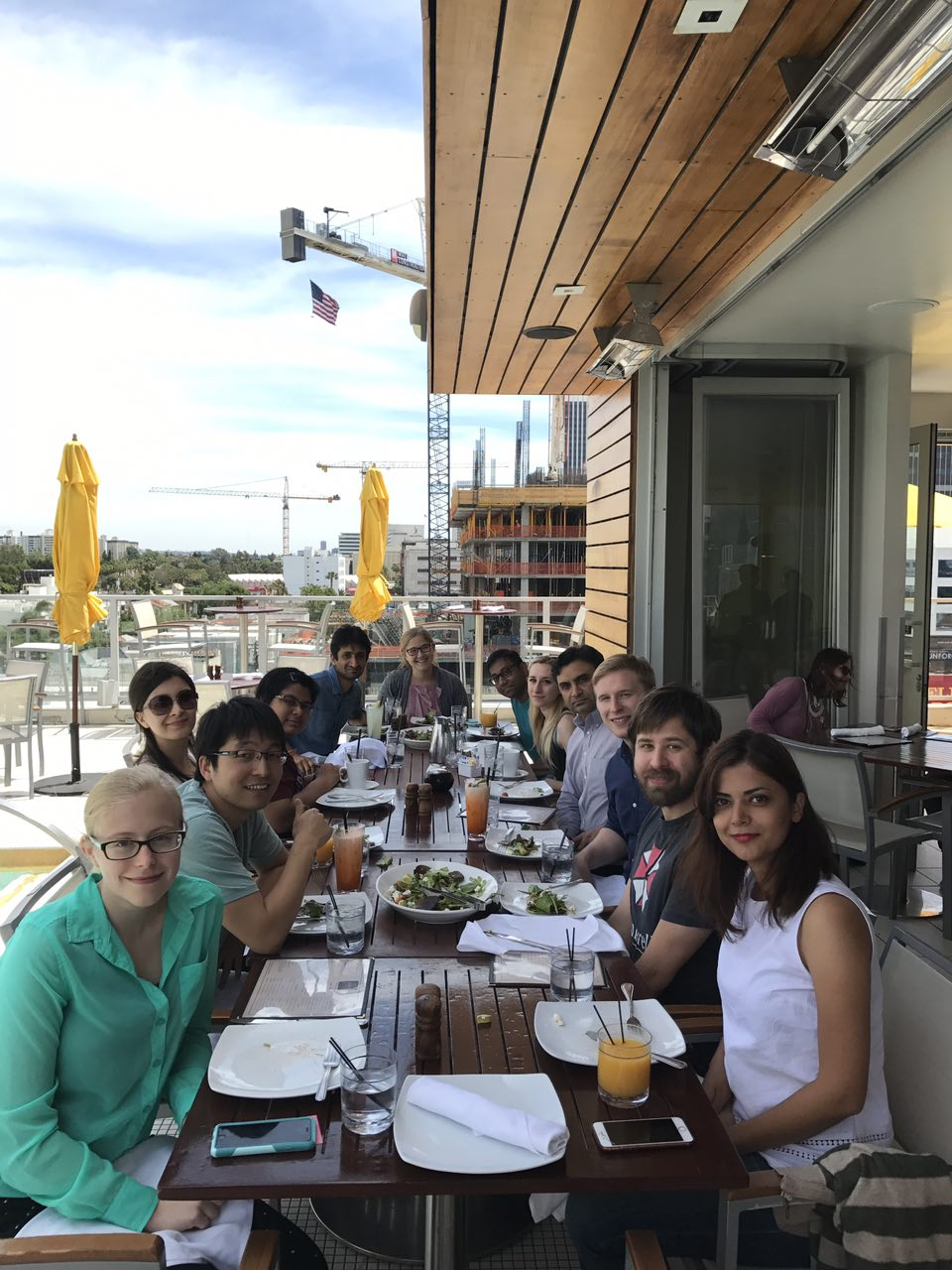 Teamcore Lunch 2017