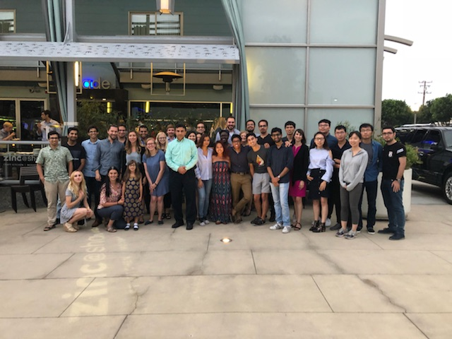 Teamcore Welcome Dinner 2018
