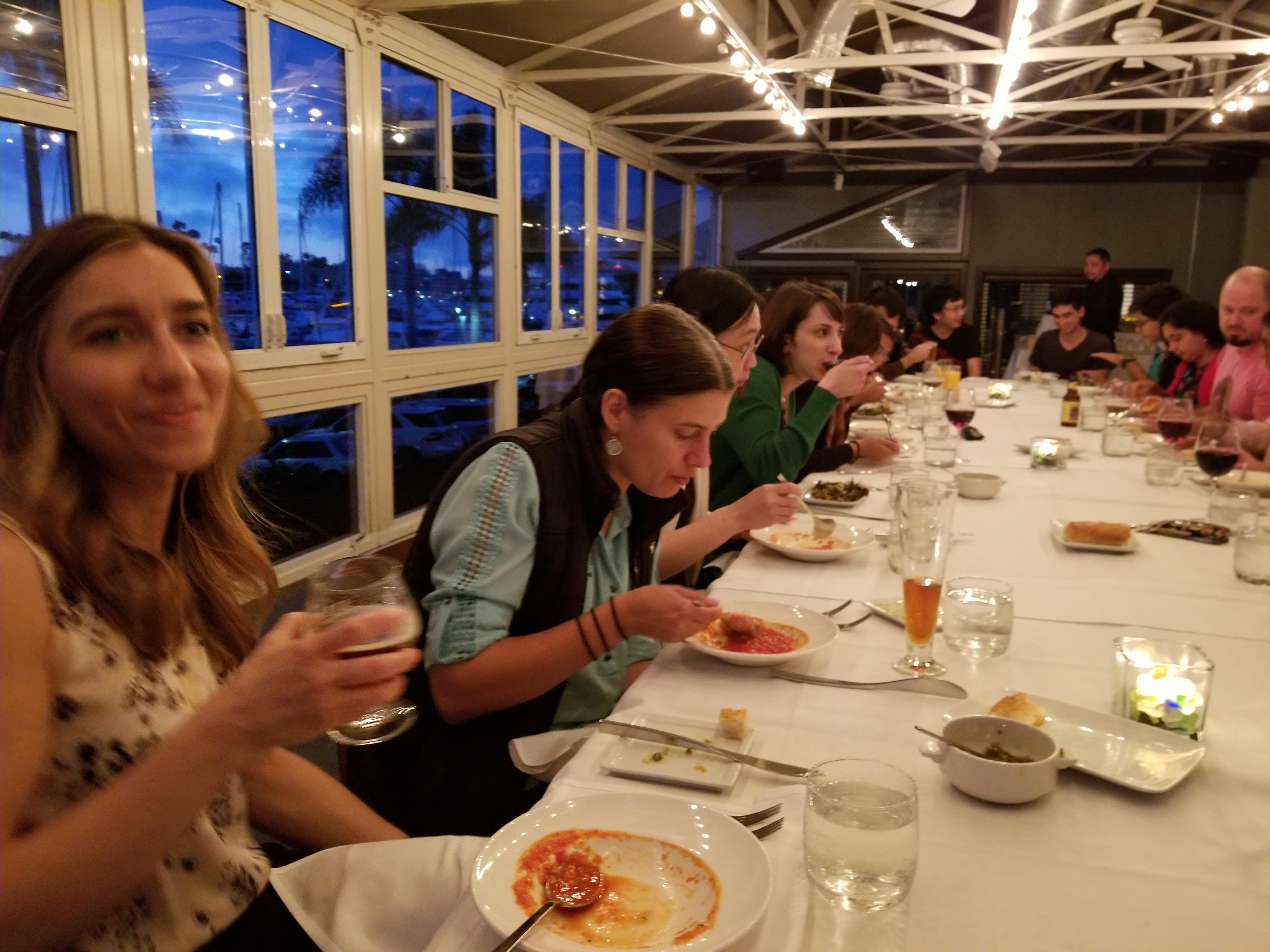 Teamcore Dinner 2018